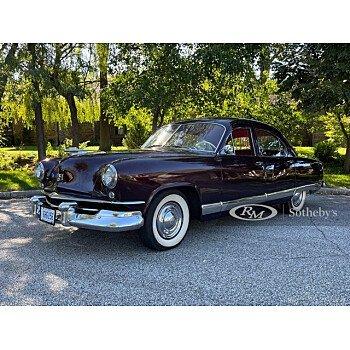 1951 Kaiser Deluxe for sale 101616456