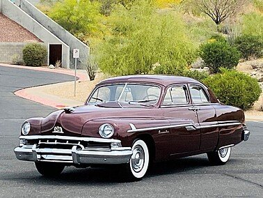 1951 Lincoln Cosmopolitan for sale 101496683