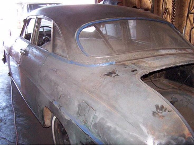 1951 Lincoln Cosmopolitan for sale 101573257