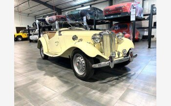 1951 MG MG-TD for sale 101334806