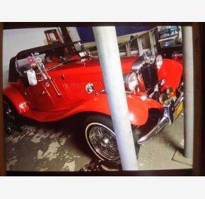 1951 MG MG-TD for sale 101351685