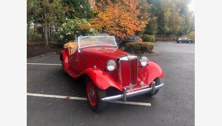 1951 MG MG-TD for sale 101442666