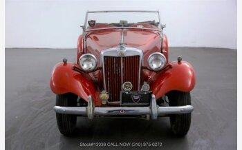 1951 MG MG-TD for sale 101476998