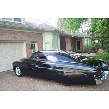 1951 Mercury Custom for sale 101001459
