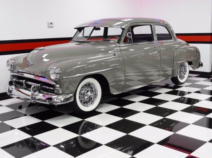 1951 Plymouth Cambridge for sale 101520695