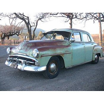 1951 Plymouth Cambridge for sale 101575492