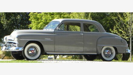1951 Plymouth Cranbrook for sale 101049231