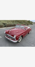 1951 Plymouth Cranbrook for sale 101467583