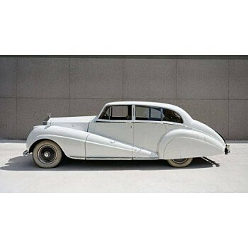1951 Rolls-Royce Silver Wraith for sale 100951506