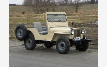1951 Willys CJ-3A for sale 101241902