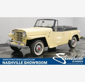 1951 Willys Jeepster for sale 101224840