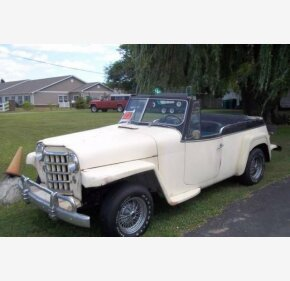1951 Willys Jeepster for sale 101333804