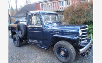 1951 Willys Pickup for sale 101124507