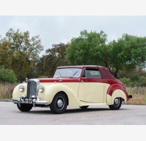 1952 Alvis TA21 for sale 101174047