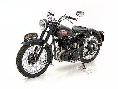 1952 BSA B33 for sale 201060626