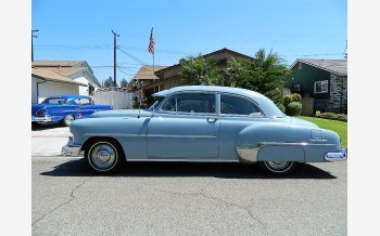 1952 Chevrolet 210 for sale 101033730