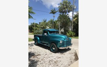 1952 Chevrolet 3100 for sale 101207384