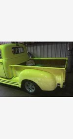 1952 Chevrolet 3100 for sale 100848241