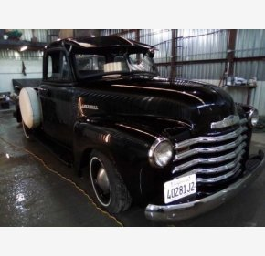 1952 Chevrolet 3100 for sale 101050104