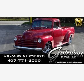 1952 Chevrolet 3100 for sale 101093812