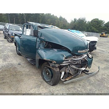 1952 Chevrolet 3100 for sale 101206042