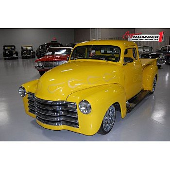 1952 Chevrolet 3100 for sale 101306070