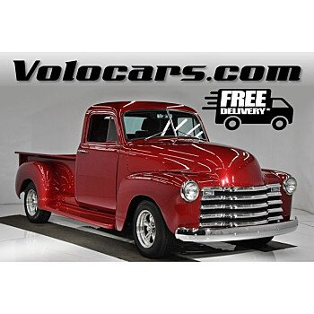 1952 Chevrolet 3100 for sale 101346405