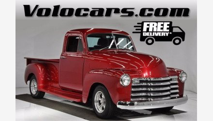 1952 Chevrolet 3100 for sale 101386190