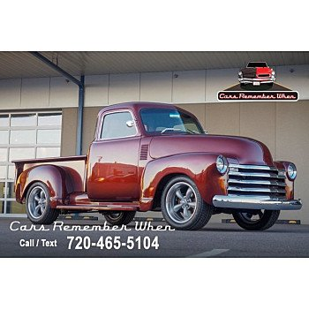 1952 Chevrolet 3100 for sale 101408338