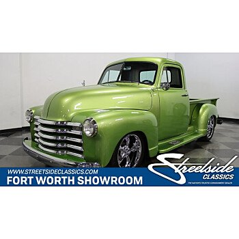 1952 Chevrolet 3100 for sale 101410791
