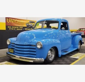 1952 Chevrolet 3100 for sale 101440256