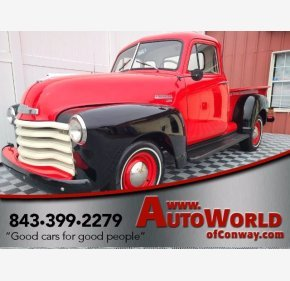 1952 Chevrolet 3100 for sale 101441728