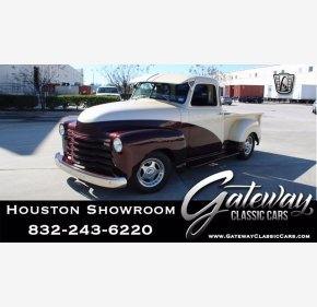 1952 Chevrolet 3100 for sale 101459866