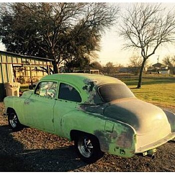 1952 Chevrolet Deluxe for sale 101534875