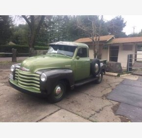 1952 Chevrolet Other Chevrolet Models for sale 101371343