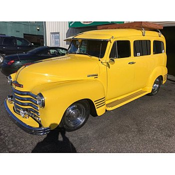 1952 Chevrolet Suburban for sale 101452623