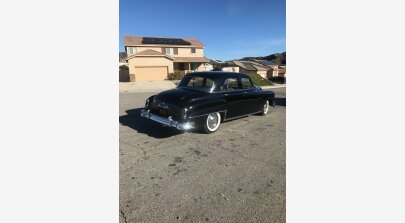1952 Desoto Deluxe for sale 101318216
