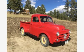 1952 Dodge B Series for sale 101222422
