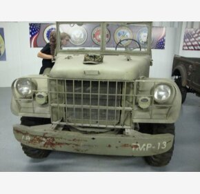1952 Dodge M37 for sale 101107304