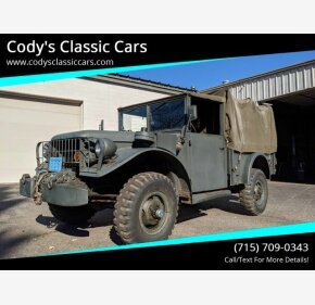 1952 Dodge M37 for sale 101405541