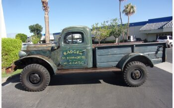 1952 Dodge Power Wagon for sale 101191860