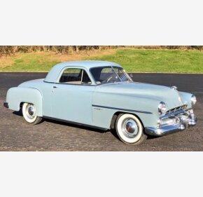 1952 Dodge Wayfarer for sale 101461985