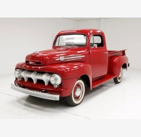 1952 Ford F1 for sale 101099929