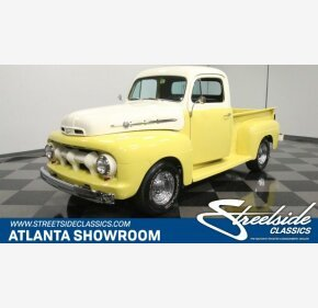 1952 Ford F1 for sale 101226400