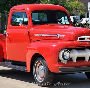 1952 Ford F1 for sale 101365210