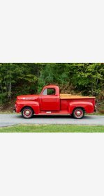 1952 Ford F1 for sale 101370017