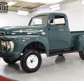 1952 Ford F1 for sale 101412590