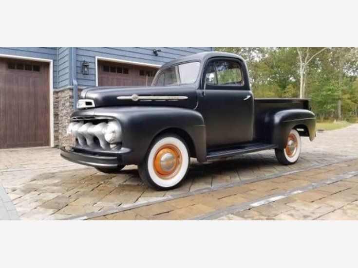 1952 Ford F1 for sale 101423297