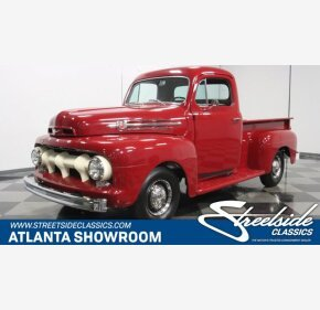 1952 Ford F1 for sale 101440924
