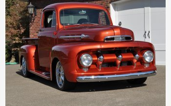 1952 Ford F1 for sale 101604207
